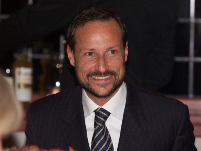 Príncipe Haakon Magnus, heredero directo al trono de Noruega