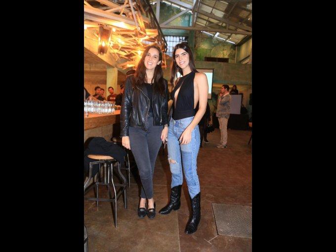 Sofía Gutiérrez y Valeria Sánchez