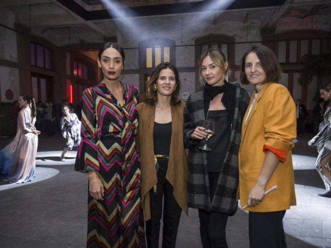 Carolina Guerra, Paloma Villamil, Melissa Jenssen y Ana Lorenza
