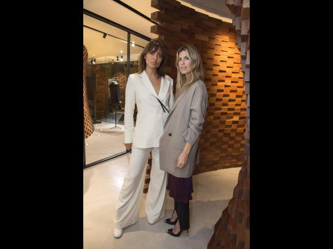 Luisa Peña y Carla Ortega