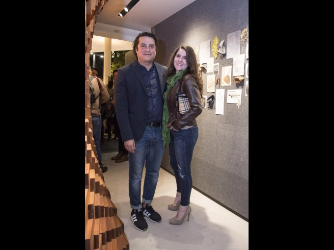 Álvaro Campos y Gabriela Moreno