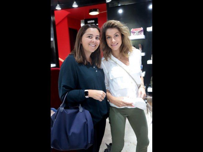 Sofía Lelo de Larrea y Tay Xacur