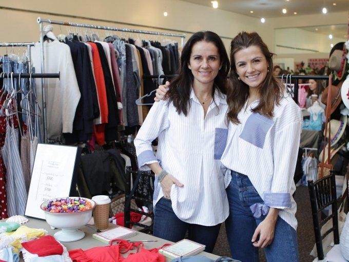 Fernanda Suárez  y Lorena Suárez