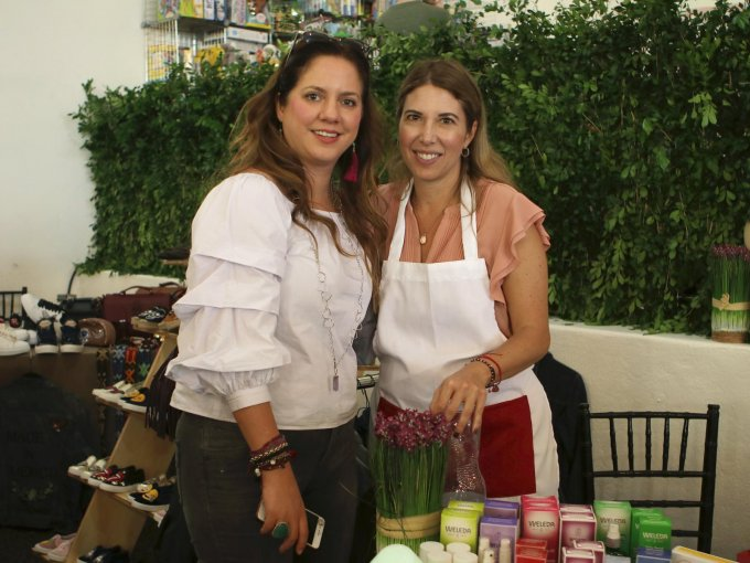 Patricia Herrera y Vera Autrey