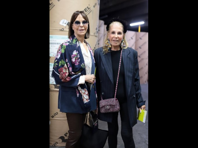 Dale Sigali y Barbara Berger