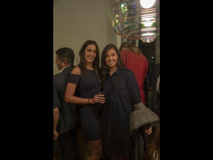 Ana Molina y Constanza Carrillo