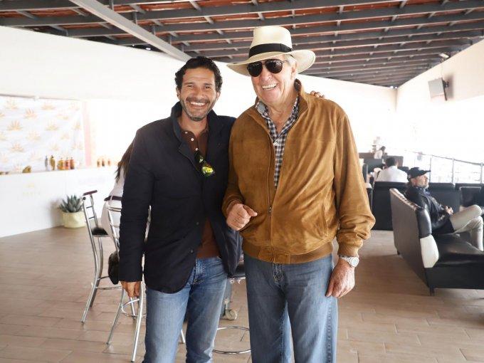 Eduardo Salas y Alberto Giasch