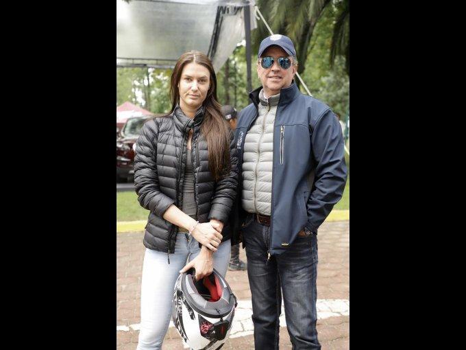 Tilla Havasi y Jorge Berganza