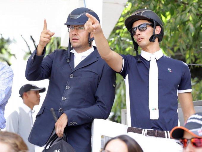 Alberto Mussi y Roberto Cárdenas