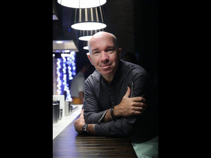 El chef francés Jacques Pourcel