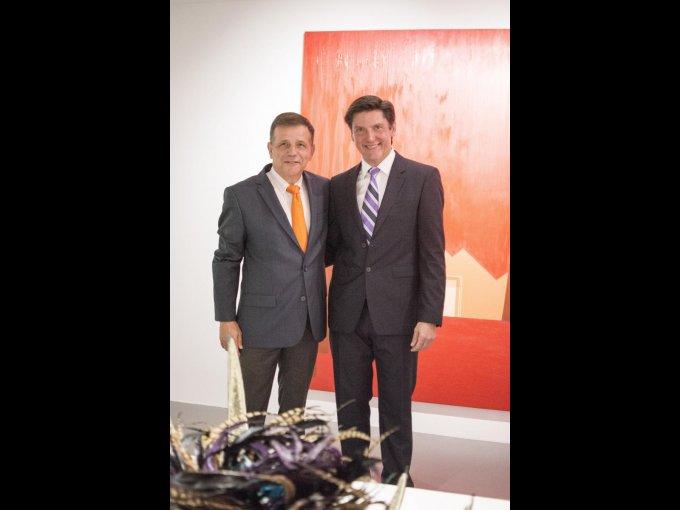 Miguel Pulido y Agustín Barrios Gómez