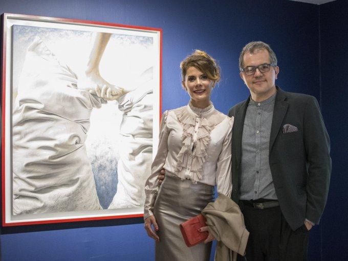 Adriana Abundez y Samuel MacNaught