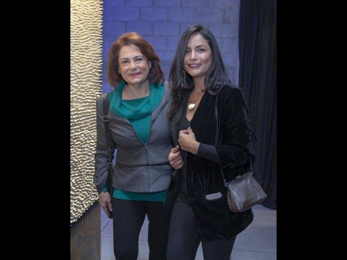 Emilia Cohen y Nancy Reyes