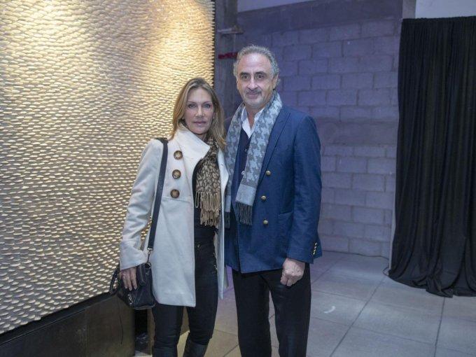 Mónica Ochoa y Joaquín Quintana