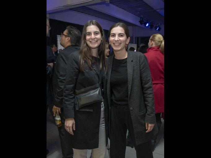 Andrea Celda y Nuria Úrculo