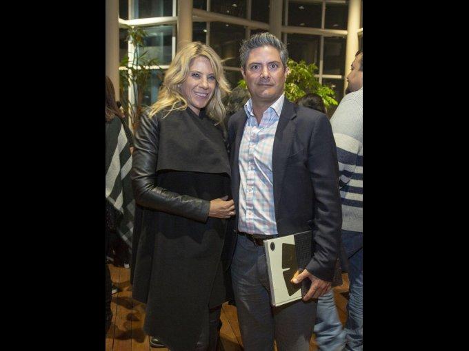 Ingrid y Jorge Gemayel