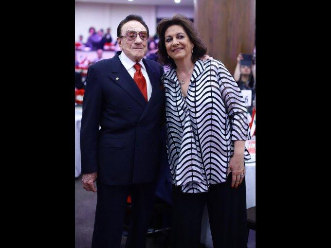 Emilio y Lili Checa