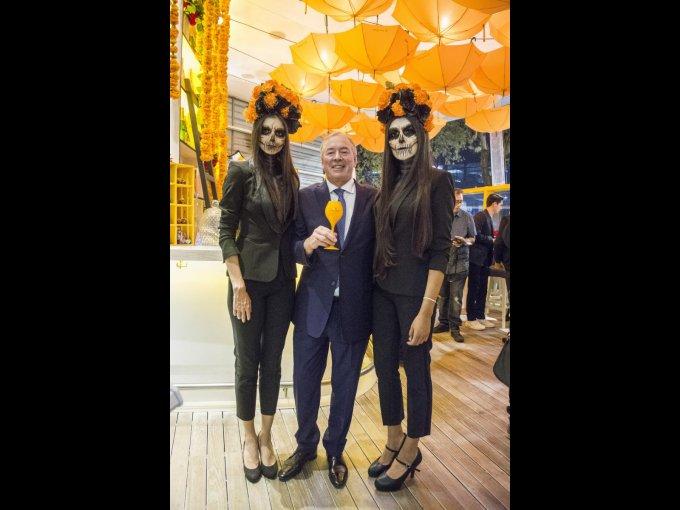 Jim Clerkin, CEO de Moët Hennessy de Norte América