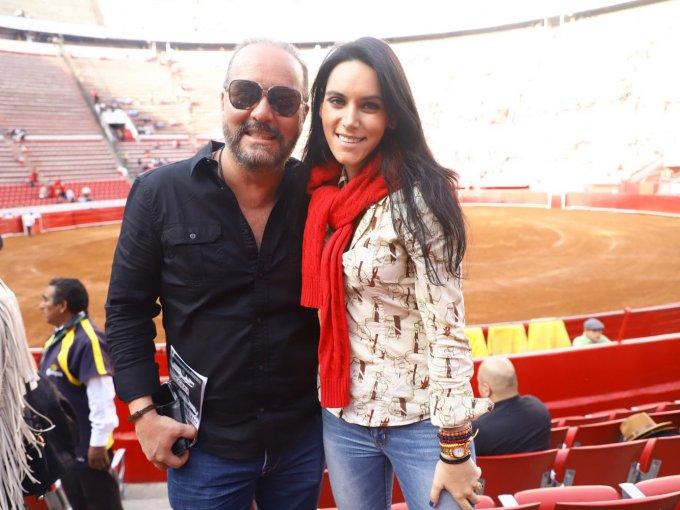 Alfonso Hernández y Ana Belén Morelos