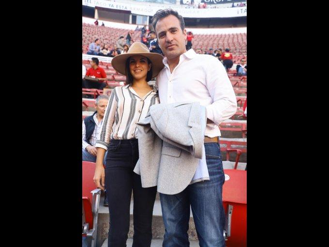 Lety y Sebastián González