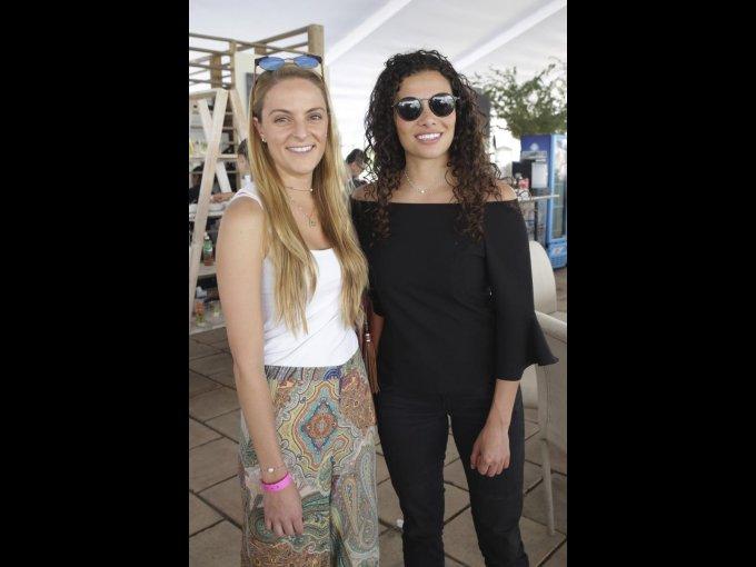 Paloma Pedrayes y Tamara Durán