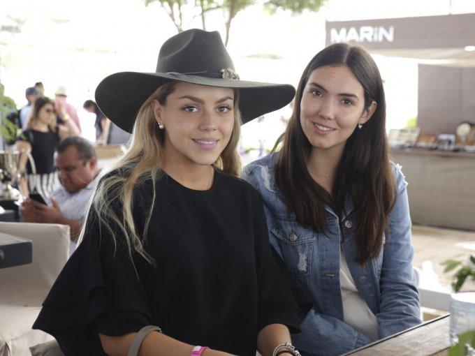 Katia Valdés y Denisse de Alba