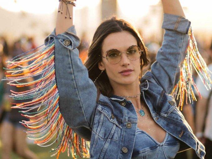 Bienvenida seas temporada de festivales. Coachella 2018 sorprende con atrevidos outfits, peinados y maquillaje. Es uno de los festivales favoritos de las modelos más TOP del momento, veamos qué han decidido llevar las chicas más guapas de la industria.