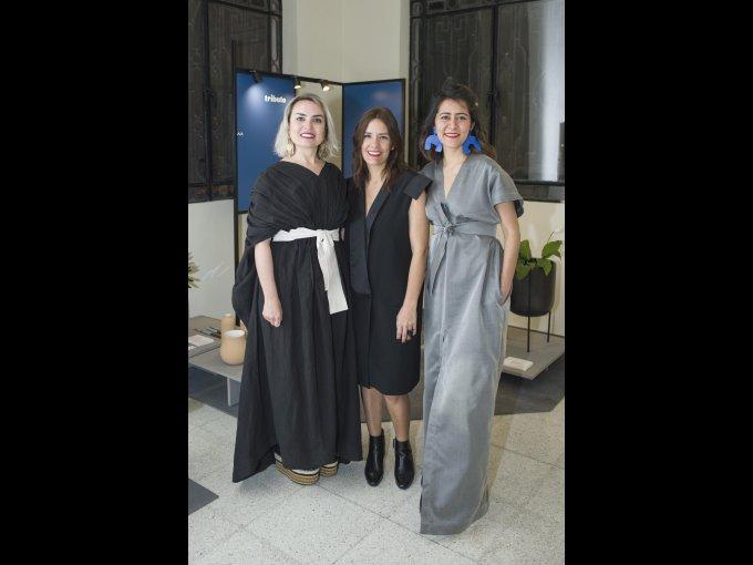 Karla Vázquez, Ana Paula Orozco y Kenya Rodríguez