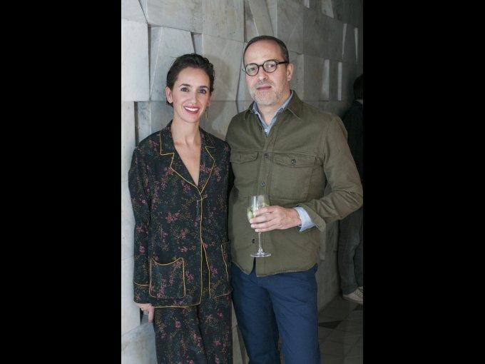 Inés López-Quezada y Jaime Gorozpe
