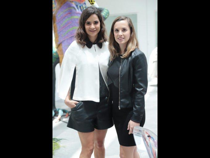 Paloma Gómez y Macarena Jiménez