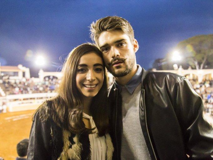 Paola Hernández y Alejandro Rolán