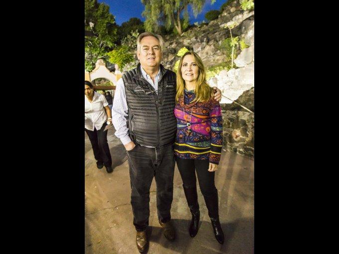 Hanz y Adriana Duer