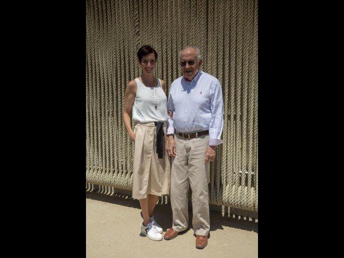 Andrea Castro y Manuel Castro