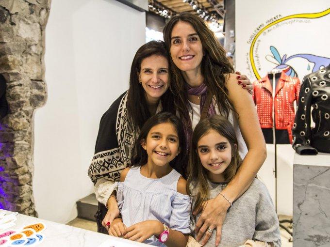 Maritere Colín, Liliana Gavaldón, Pau Petrof y Loreta Velasco