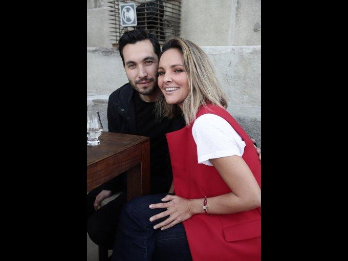 Alex Gutiérrez y Alejandra Martínez