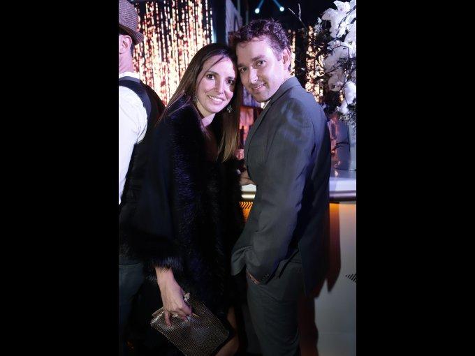 Daniela Hernández y Heriberto Casanova