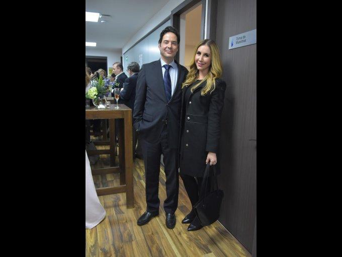 Fernando y Paola Cordero