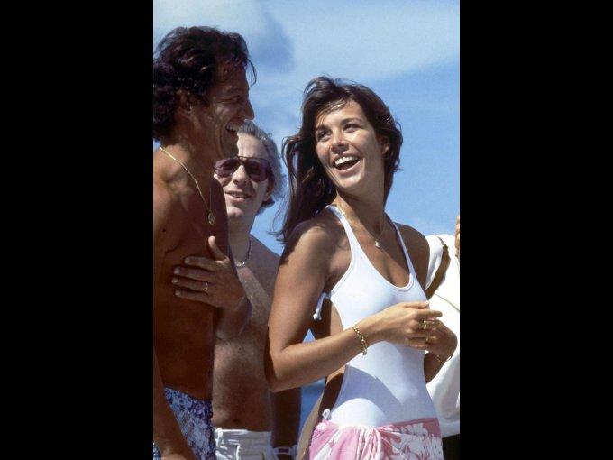 Carolina de Mónaco- 1977