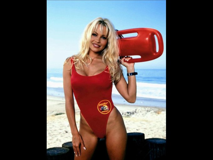 Pamela Anderson- 1993