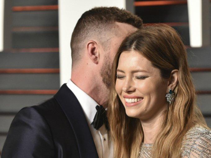 Jessica Biel y Justin Timberlake están casados hace varios años en una boda secreto. Ambos demuestran su amor en público, y estos son algunos de sus momentos más románticos: