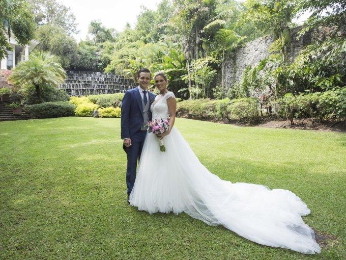 Tamara Peralta y Álvaro Prandini