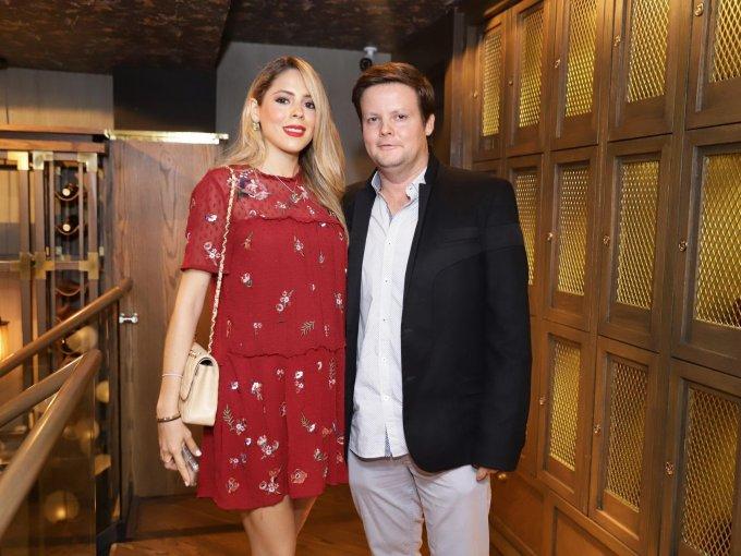 Paulina Félix y Gilberto Félix