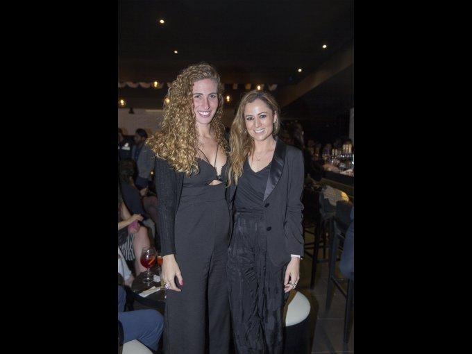 María Fernanda Ortile y Larissa Mayagoitia