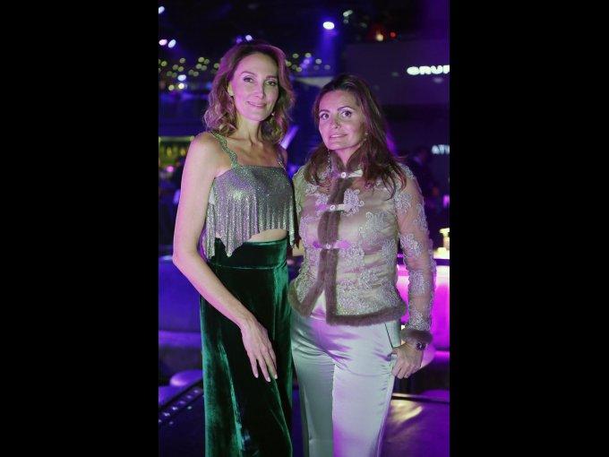 Alejandra Alemán y Sandra García-Sanjuán