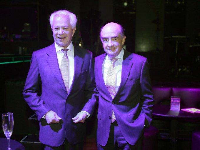 Francisco Gil y Luis Téllez