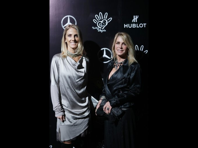 Marta Comella y Patsy Pepping