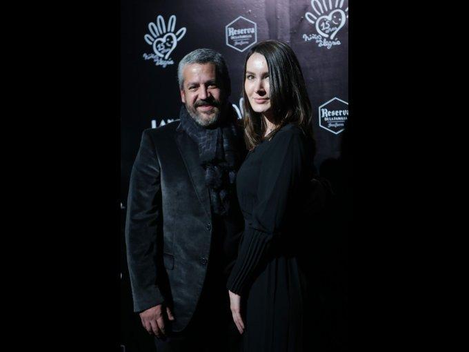 Luis Martinez y María Martínez