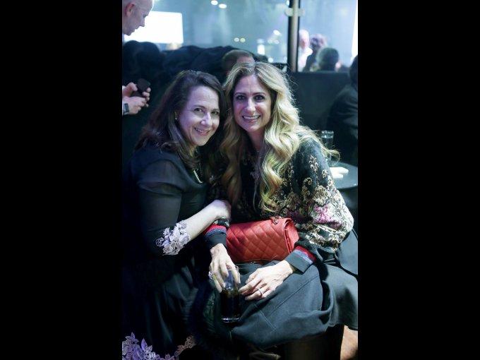 Paola Berger y Pixie Devlyn