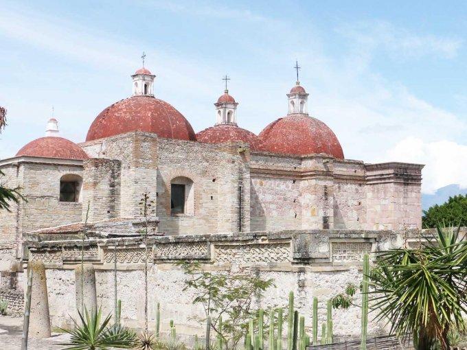San Pablo Villa Mitla
