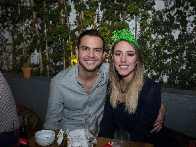David Martínez y Nuria Miranda